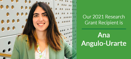 Our 2021 Research Grant Recipient
