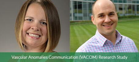 Vascular Anomalies Communication (VACOM) Research Study