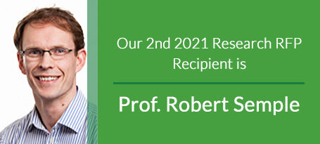 Our 2nd 2021 Research Recipient